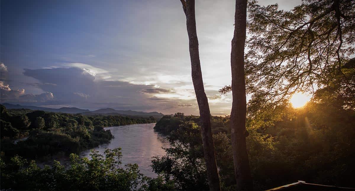 Sunset-View-Umfurudzi-River-Hippo-Pools